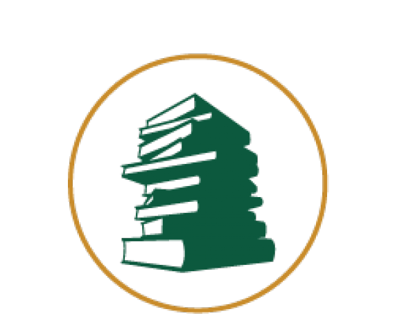 Icon for a stack of books